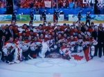 Allez Canada!  If I were Sidney Crosby, I'd hang my medal next to my health care.