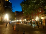 After the anticlimactic U.S.-England World Cup match, went on a pub crawl with Meet Market through Gastown