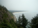 Everyone should see the Oregon Coast at least once--and hopefully under more favourable circumstances