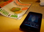 Last.fm on the iPod and Freakonomics: How I pass the time after putting a 3 yr. old to bed.