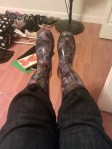 The cutest galoshes/gumboots/rainboots/wellies ever