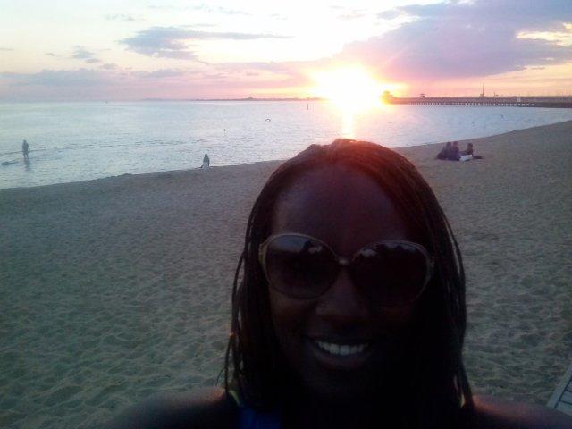 St. Kilda Sunset